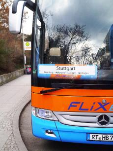 Flixbus Stuttgart Düsseldorf