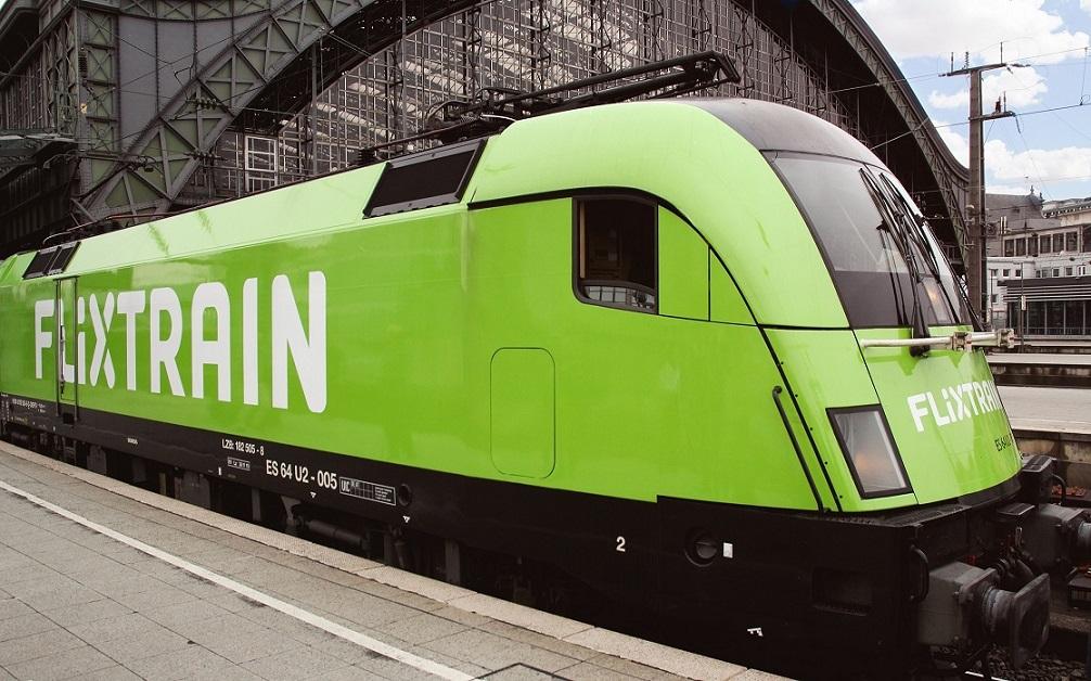 Flixtrain Berlin München